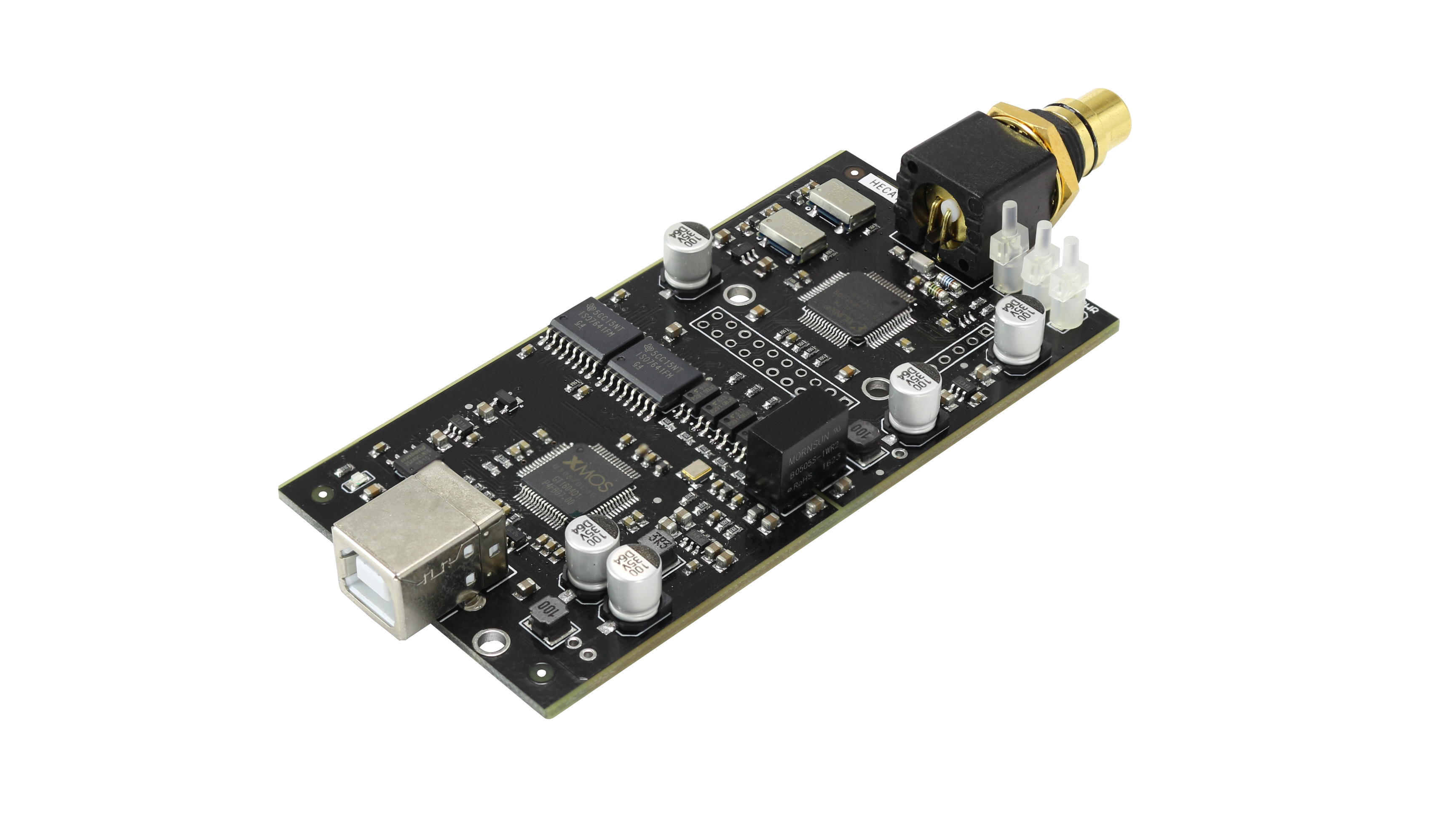 Hecate XMOS XCORE 208 - Interface USB - ARMATURE Audio