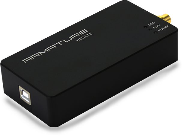 Interface USB/SPDIF Armature Hecate